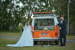 Kool kombi wedding hire